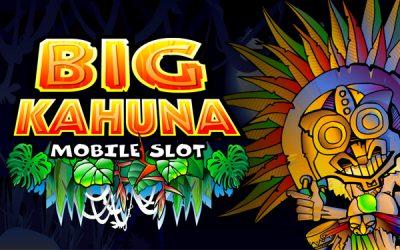 Make big win with the Big Kahuna