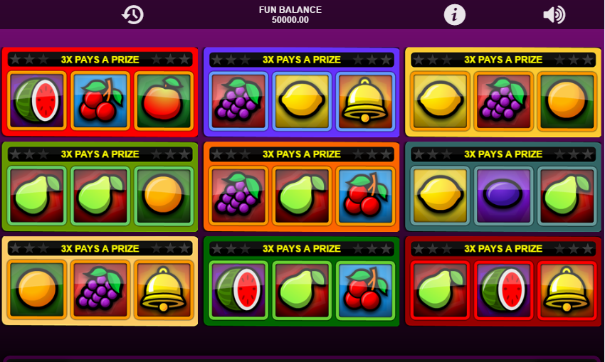 Create Best Moments With Pub Fruity Grabbing Amazing Prizes