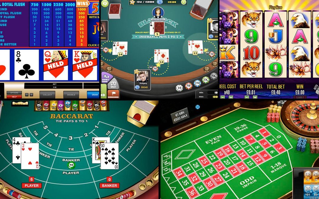 Get to know the online casinos that pay higher and offer in-game reliability