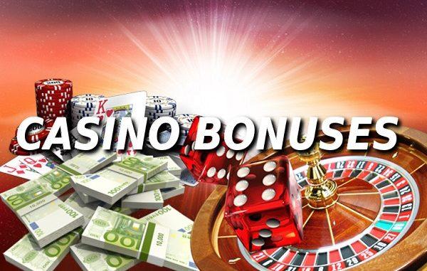 Online casino and bonuses